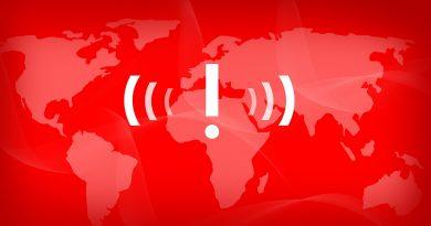 Silne trzęsienie ziemi i wstrząsy wtórne w Europie!