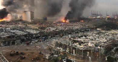 Szokujące nagrania z Bejrutru. Jest wielu zabitych i rannych (WIDEO +18)