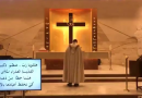 Transmisja z mszy w Bejrucie zmieniła się w nagranie ukazujące skutki wybuchu (WIDEO)