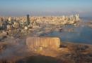 W miejscu eksplozji w Bejrucie powstał ogromny krater. Zdjęcia i nagrania wstrząsają (WIDEO/FOTO)