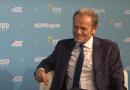 Donald Tusk kpiąco komentuje zaprzysiężenie Andrzeja Dudy
