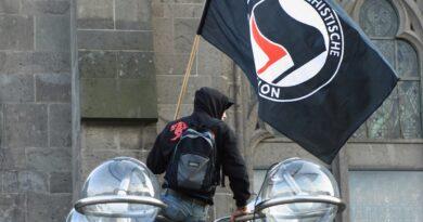 Niemiecka antifa już jest w Polsce? Służby wkroczyły do akcji!