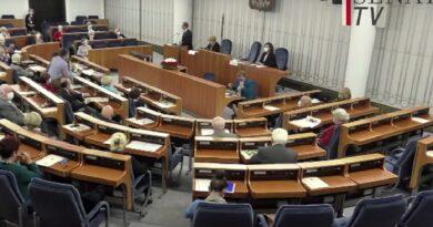 Awantura w Senacie! Wniosek o interwencję Straży Marszałkowskiej