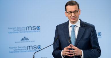Premier Mateusz Morawiecki apeluje do Polaków w związku z COVID-19
