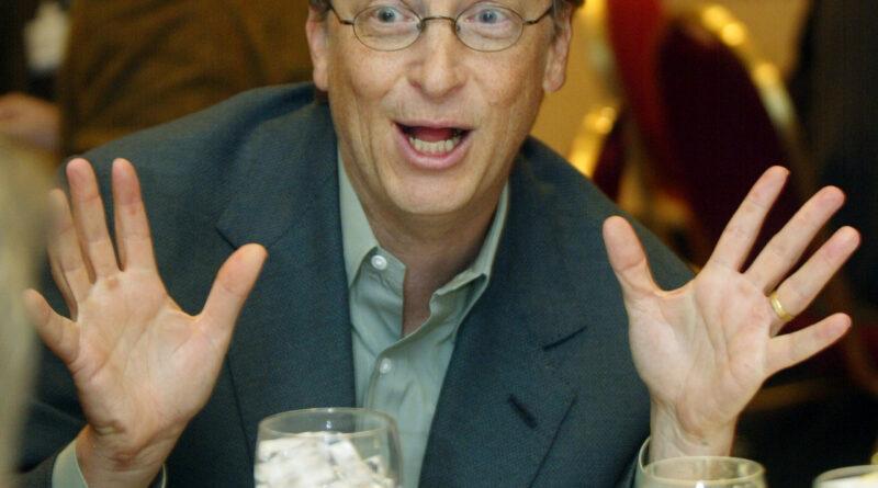 Klęska żywiołowa w Teksasie sprawką Billa Gatesa?