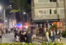 Wielkie starcie imprezowiczów z policją. Zatrzymano 150 osób [WIDEO]