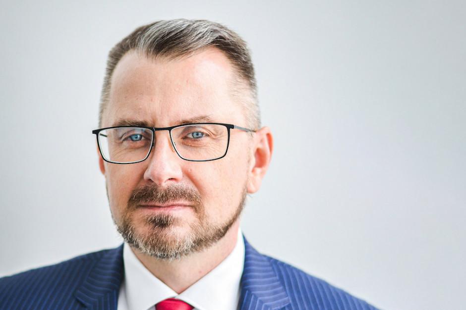 dr Jakub Berezowski - zastępca prezesa ds. finansowania badań w Agencji Badań Medycznych